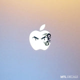Mike Tyson Macbook Decal / Funny Macbook Pro Sticker