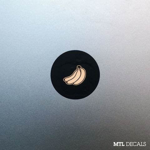 Bananas Macbook Decal / Macbook Sticker