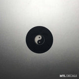 Yin and Yang Macbook Decal / Macbook Sticker