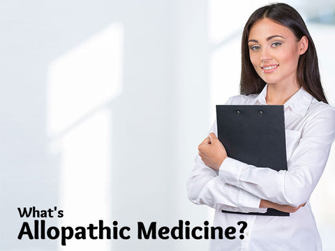 What's Allopathic Medicine?