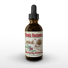 American Ginseng Liquid Supplement