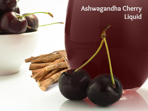 Ashwagandha Cherry Liquid