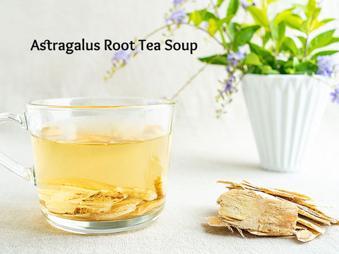 Astragalus Root Tea Soup