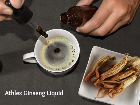 Athlex Ginseng Liquid