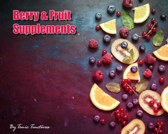 Berry and Fruit Tincture Supplement Collection