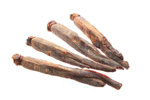 Cultivated Changbai Mountain Heaven 15 Red Ginseng Roots Over 30 Grams Each