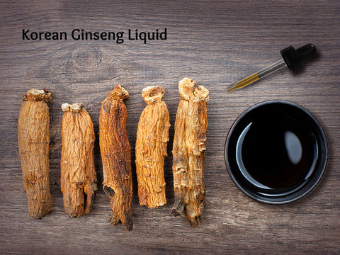 Korean Ginseng Liquid