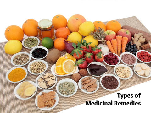 Types of Medicinal Remedies