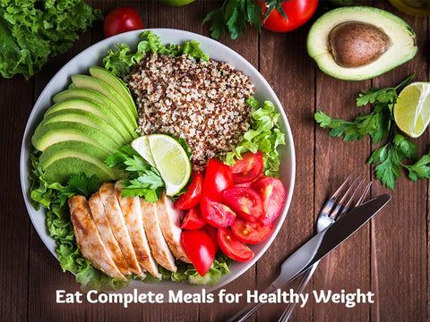 What is a Complete Meal?