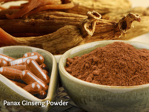 Panax Ginseng Standardized Ginsenoside Powder
