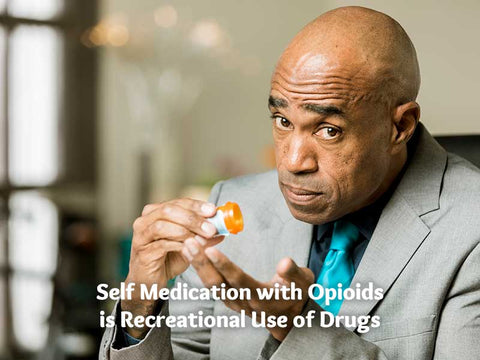 Recreational Drugs Do Not Support Health, Wellness, or Well-being