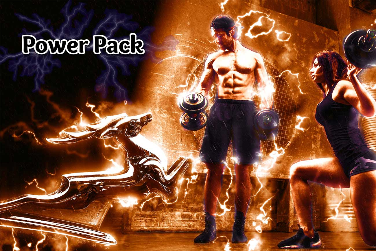 Power Pack Supplement Poster