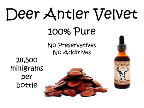 The Best Deer Antler Velvet Supplement
