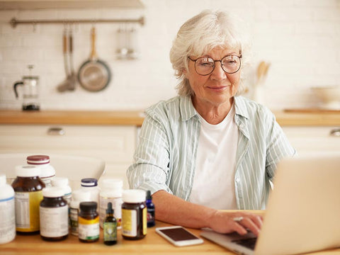 Dietary Supplement Health Education Research
