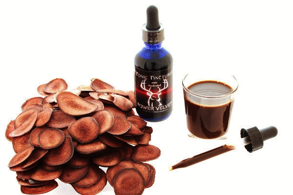 Power Deer Antler Velvet IGF-1 Pantocrin Liquid Extract Tincture Spray Supplement