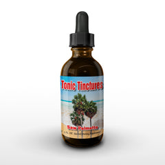 Saw Palmetto Liquid Supplement