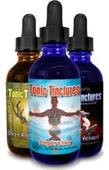 Tonic Tinctures Deer Antler Velvet Power Pack
