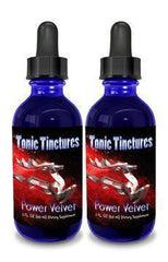 Tonic Tinctures Deer Antler Velvet Power Velvet 2 Pack