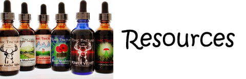 Tonic Tinctures References