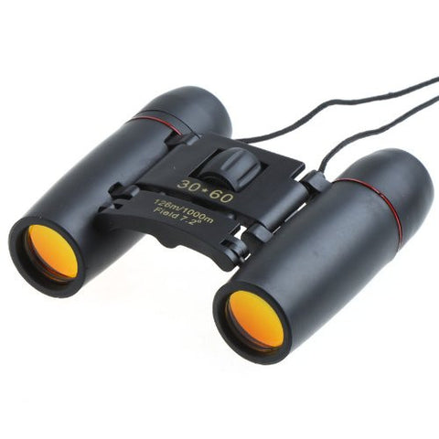 Mini Binoculars - Foldable 30X60 Zoom Day & Night Vision
