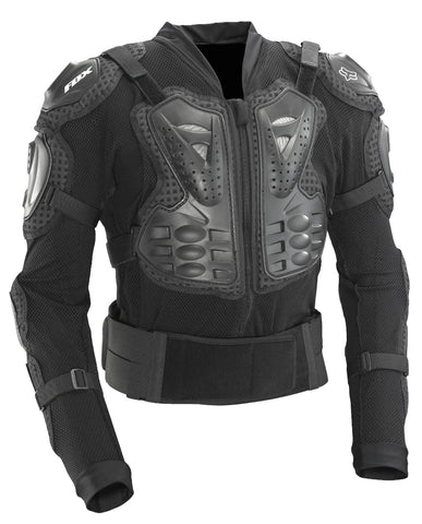 Lightweight Body Armor and Sports Jacket