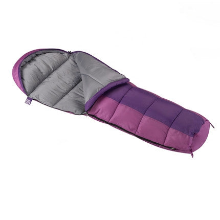 Girls Cool Weather Sleeping Bag