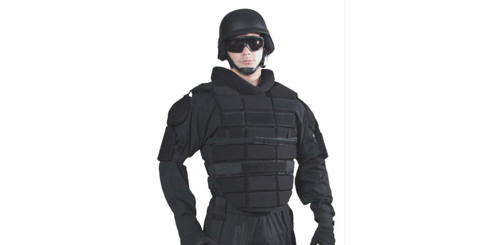 Tactical upper body protection and armor