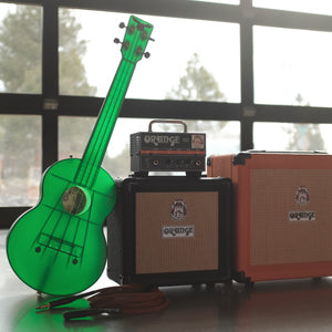 Outdoor Ukulele™ Tenor Green Gold