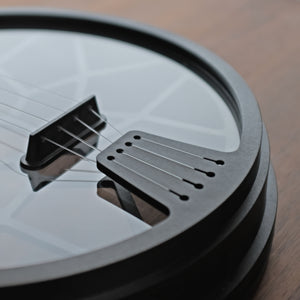 Outdoor Banjolele™ Carbon Gold Clear
