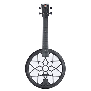 Outdoor Banjolele™ Carbon Nickel Clear