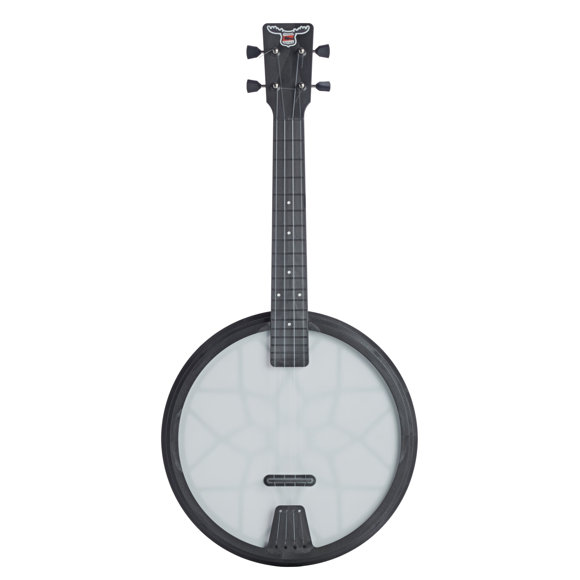 Outdoor Banjolele™ Carbon Nickel Coated