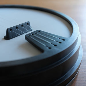 Outdoor Banjolele™ Carbon Gold Coated