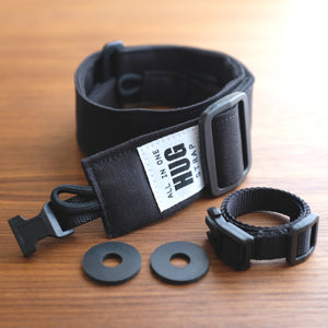 Hug Strap® All In One Black