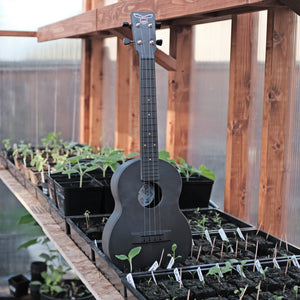 Outdoor Ukulele™ Tenor Carbon Gold
