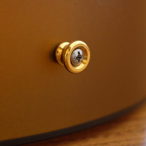 Strap Button Gold