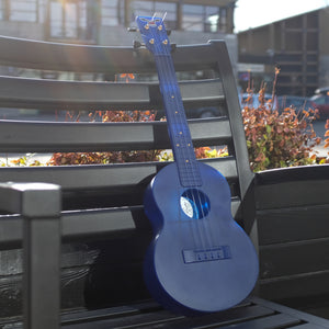 Outdoor Ukulele™ Tenor Blue Gold