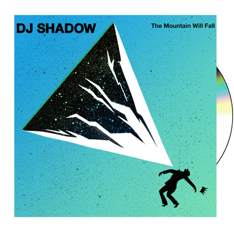 DJ Shadow: The Mountain Will Fall (CD)