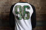Since 96 Raglan T-shirt