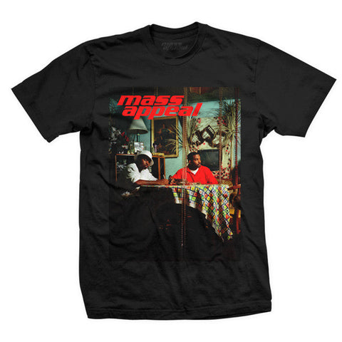NAS & Large Professor Cover #18 T-Shirt