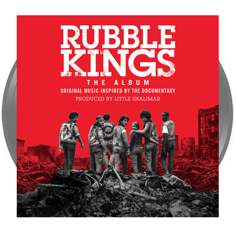Rubble Kings: The Album (2xLP)