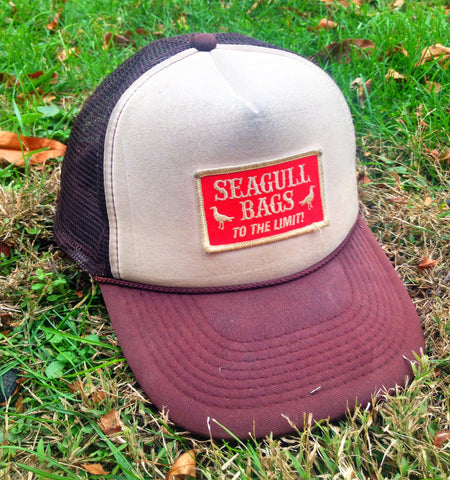 To the limit - trucker hat - front