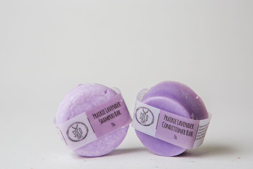 Prairie Lavender Conditioner Bar