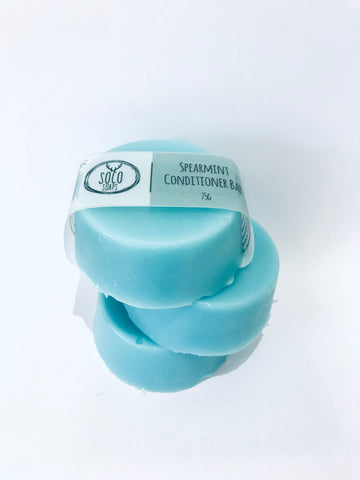Spearmint Conditioner Bar