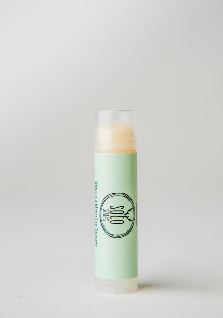 Vanilla+Mint Lip Lube