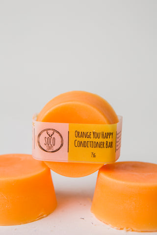 Orange You Happy Conditioner Bar