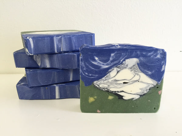 Morning Glory Soap