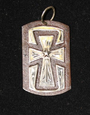 Dog Tag Pendant DTP4