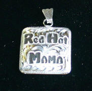 Red Hot Mama Pendant