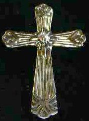 Wild West Cross Pendant