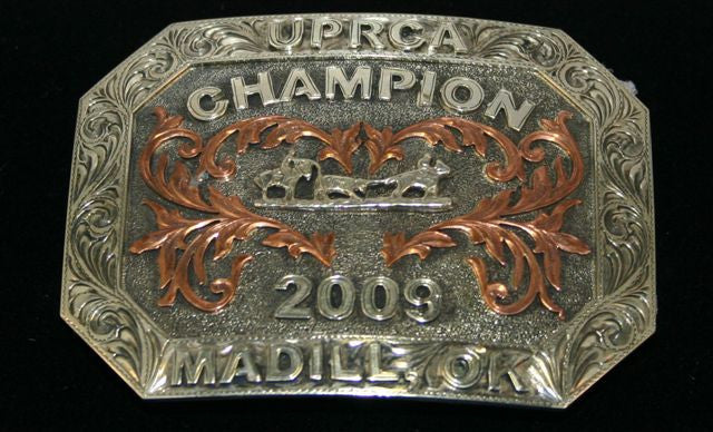 UPRCA Champion Belt Buckle